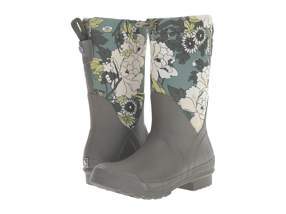 Sakroots Mezzo (Olive Flower Power) Women