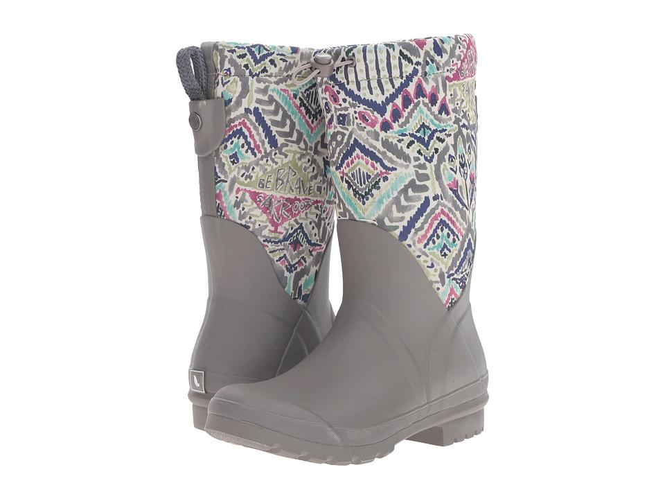 Sakroots - Mezzo (Slate Brave Beauti) Women's Pull-on Boots