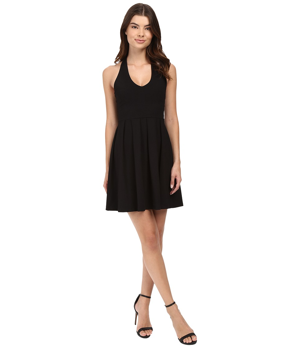 Susana Monaco Raine Dress (Black) Women