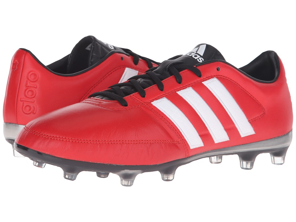 adidas - Gloro 16.1 FG (Red/White/Black) Men's Shoes