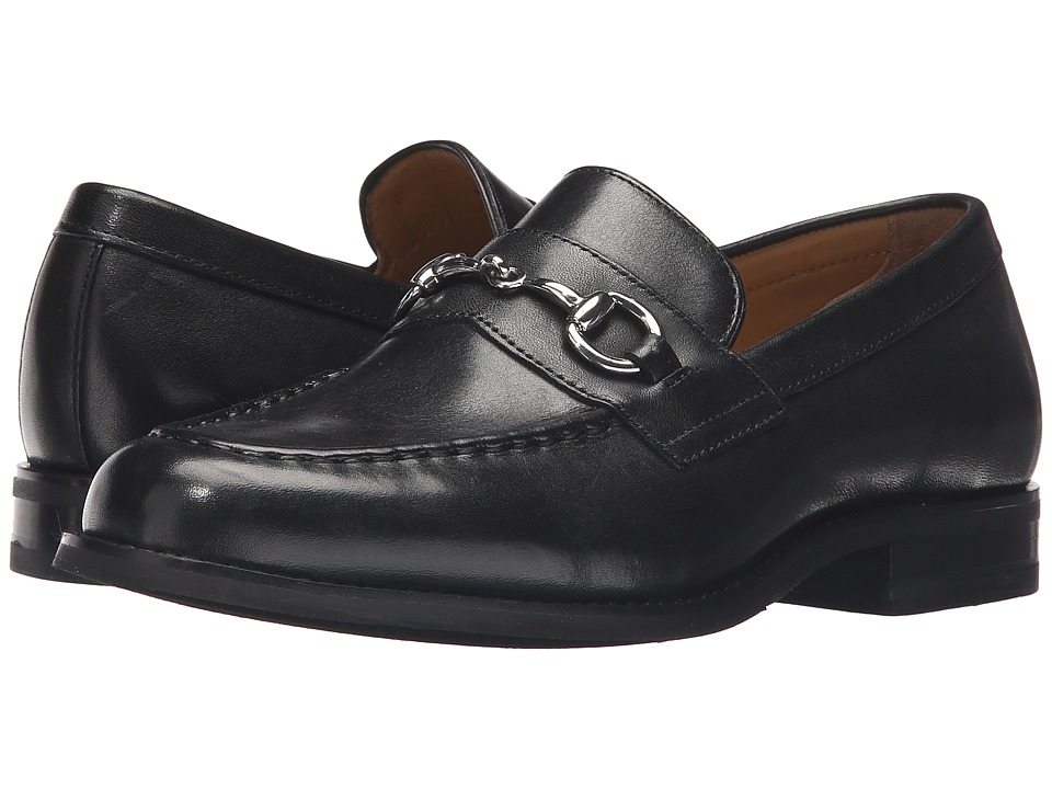 Cole Haan - Maxwell Penny Bit (Black) Men's Slip-on Dress Shoes