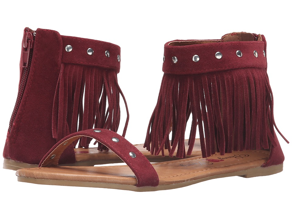 Penny Loves Kenny - Totem (Burgundy) Women's Shoes