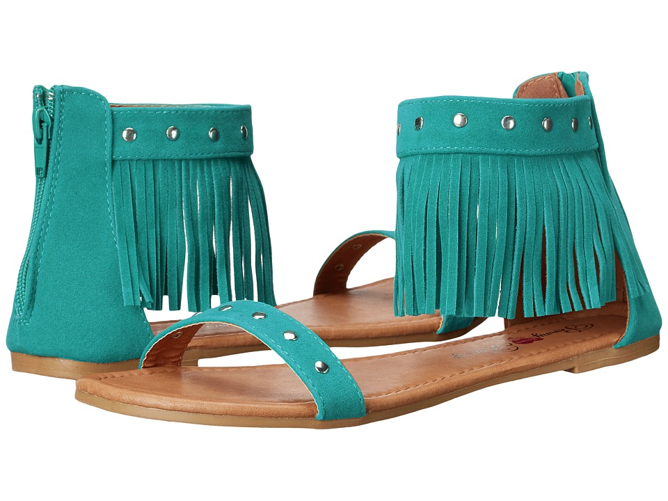 Penny Loves Kenny - Totem (Turquoise) Women's Shoes