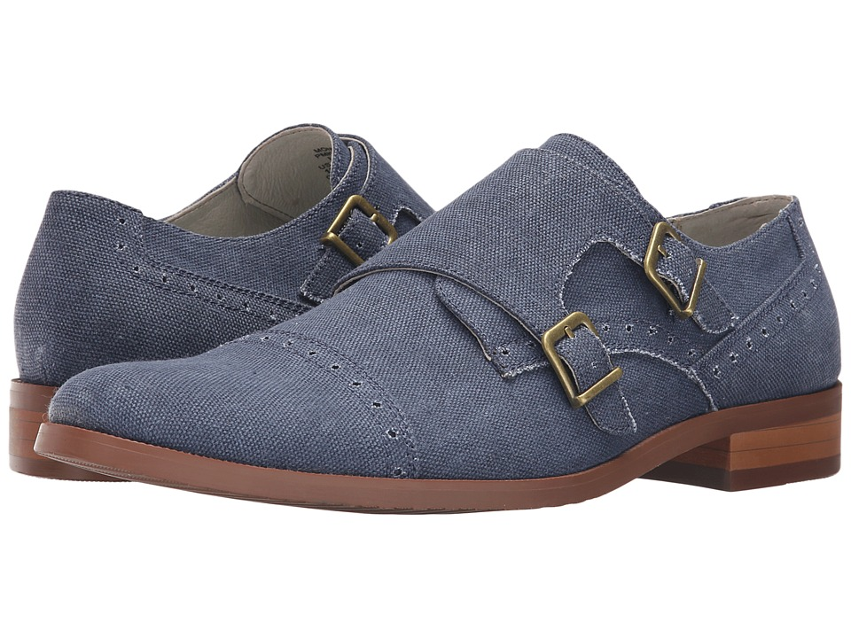 Original Penguin Monk 2X (Dark Denim Canvas) Men