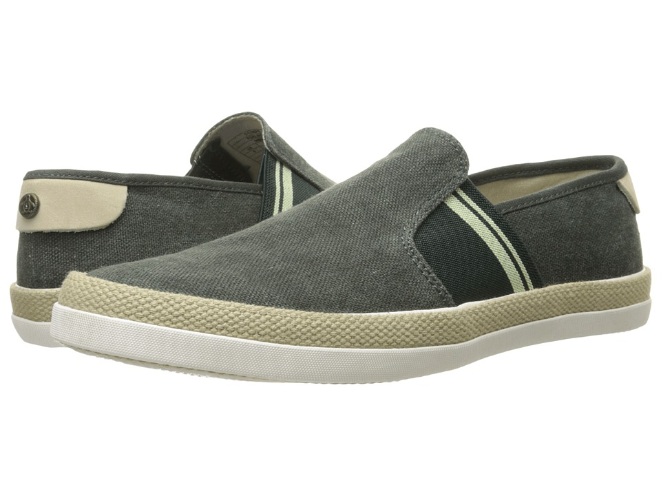 Original Penguin - D Stripe (Darkest Spruce Canvas) Men's Shoes
