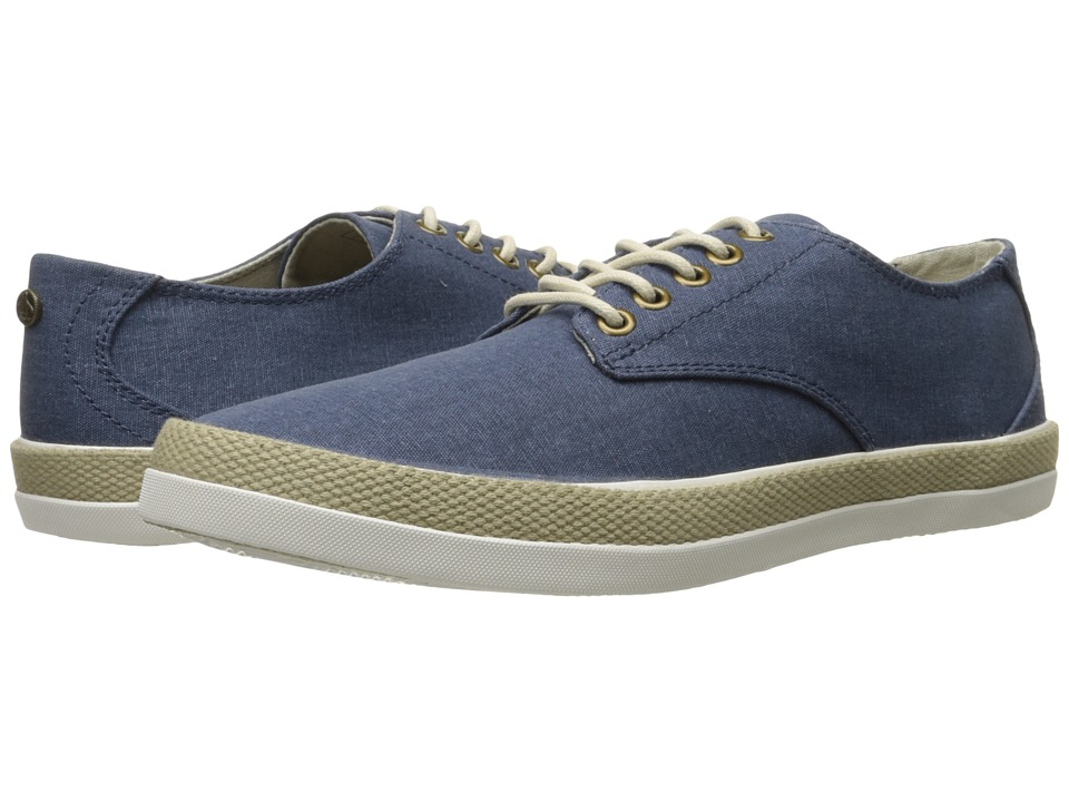 Original Penguin - Drill Lace (Dark Denim Canvas) Men's Shoes
