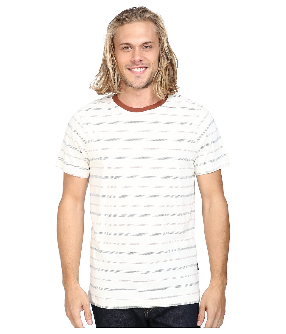 Volcom - Chambers Crew (Egg White) Men's Clothing
