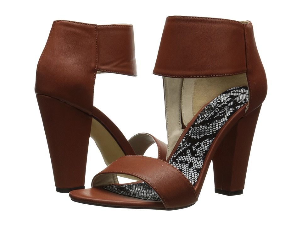 Michael Antonio - Kerrville (Cognac) Women's Dress Sandals
