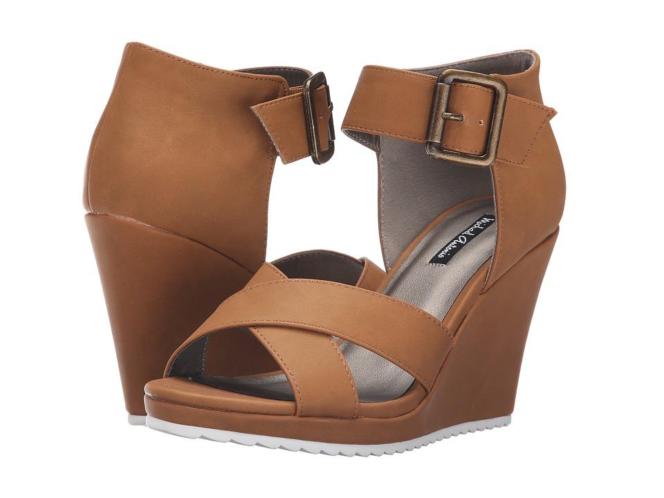 Michael Antonio - Gratia (Whiskey) Women's Wedge Shoes