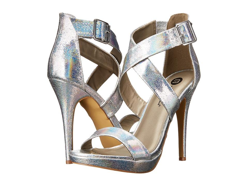 Michael Antonio - Luckey - Metallic (Silver) High Heels