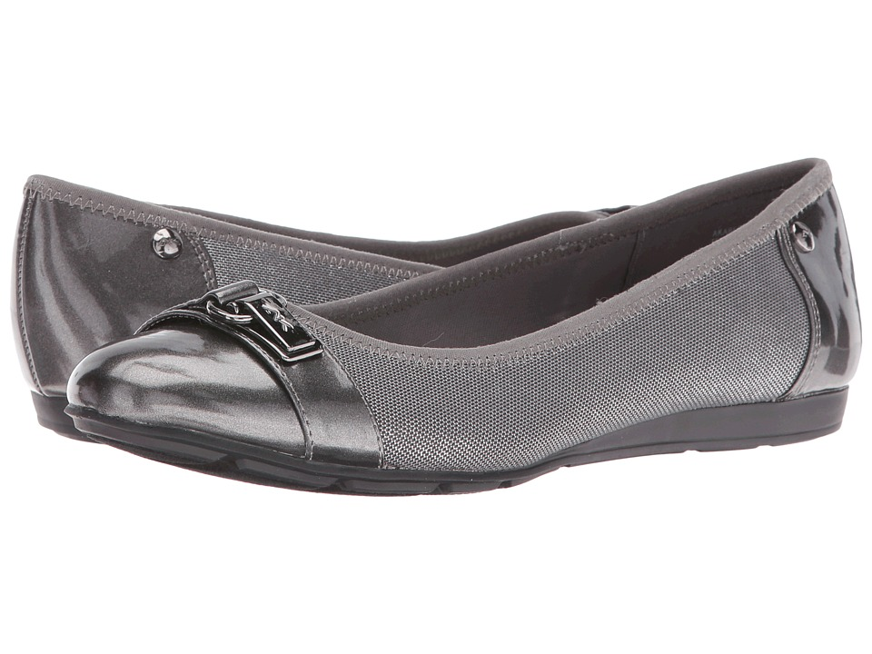Anne Klein Able (Pewter Combo Fabric) Women