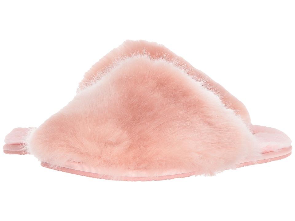 Ted Baker - Hawleth (Light Pink Faux Fur) Women's Slippers