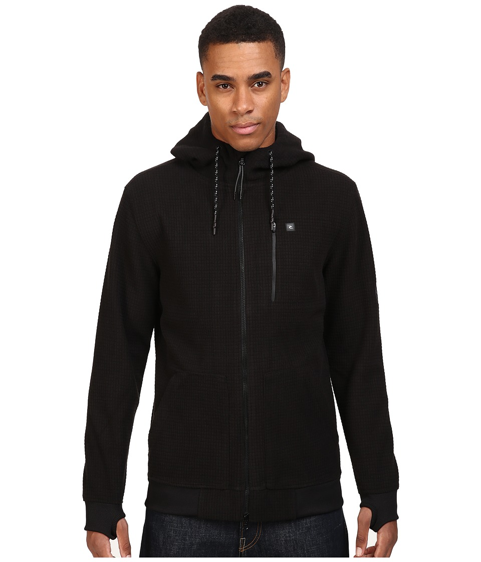 Rip Curl - Blockout Anti Fleece (Black) Men's Fleece