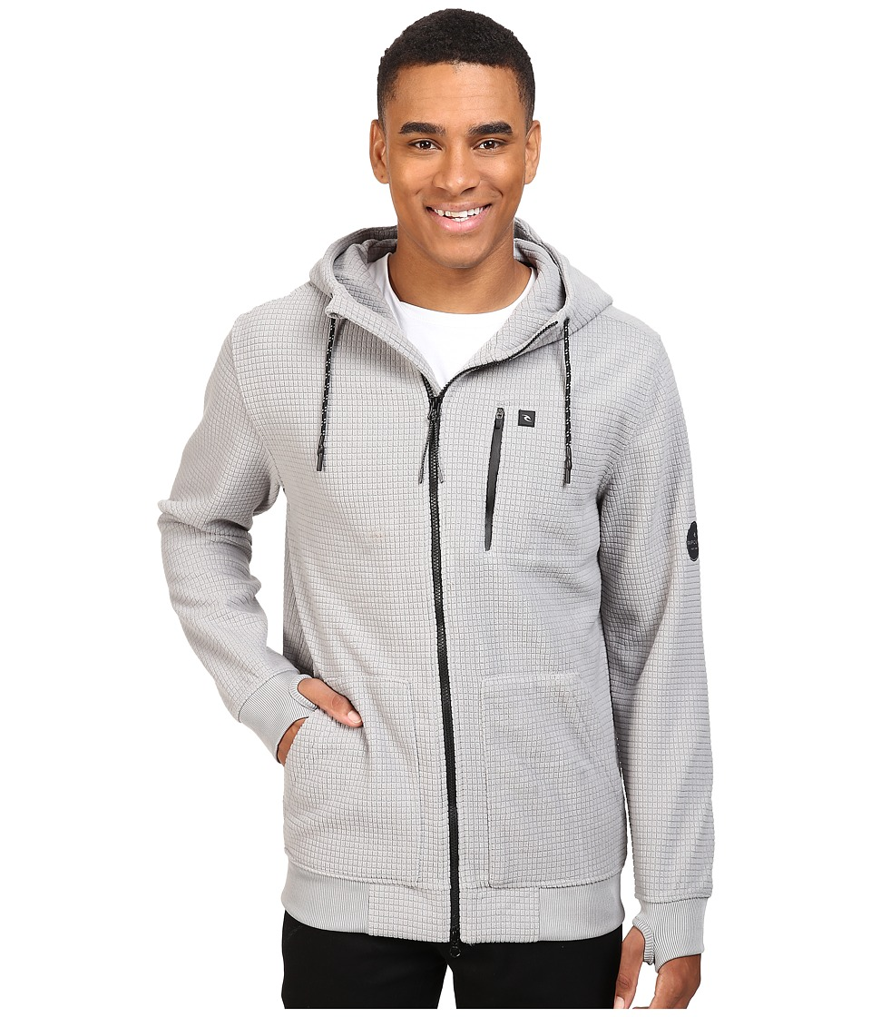 Rip Curl - Blockout Anti Fleece (Athletic Heather) Men's Fleece