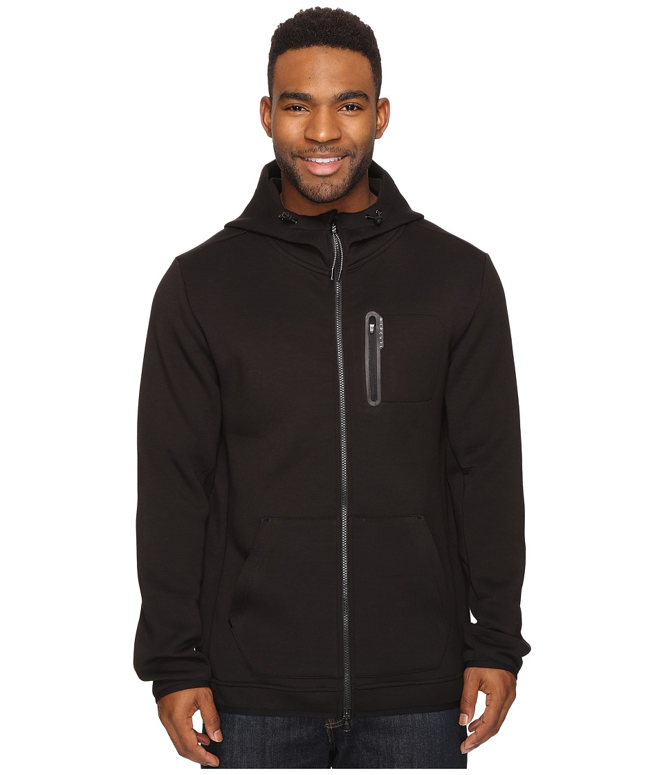 Rip Curl - Prismatic Fleece (Black) Men's Fleece