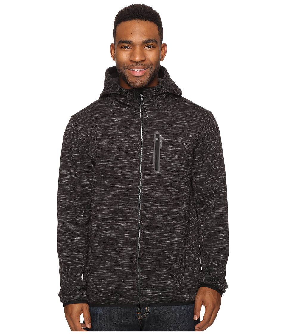 Rip Curl - Prismatic Fleece (Charcoal) Men's Fleece