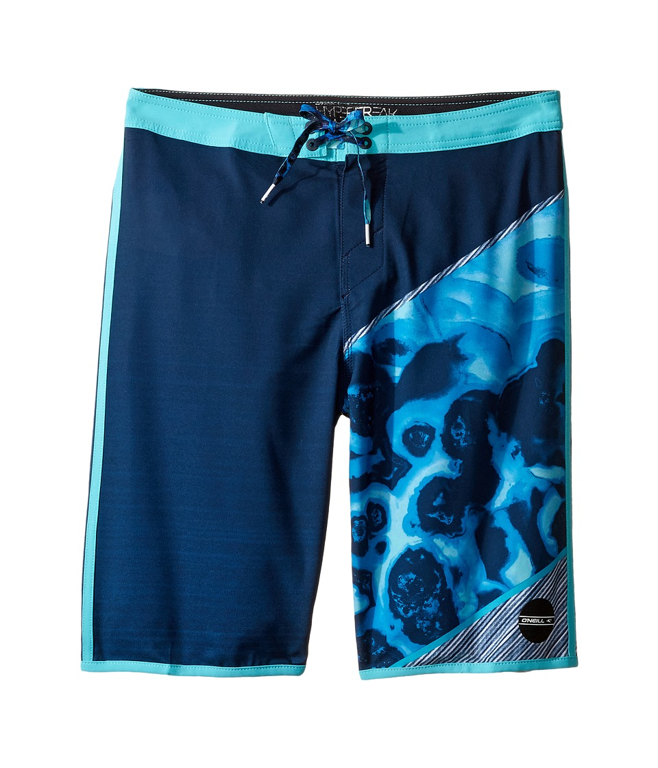 O'Neill Kids - Hyperfreak (Big Kids) (Navy) Boy's Swimwear