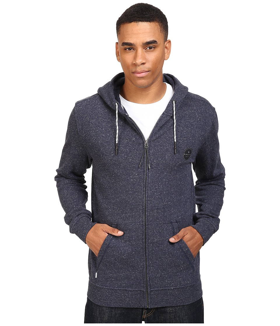 Rip Curl - Surf Check Fleece (Navy) Men's Fleece