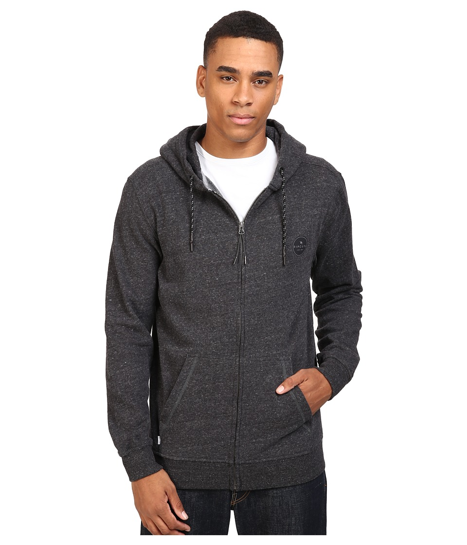 Rip Curl - Surf Check Fleece (Black) Men's Fleece