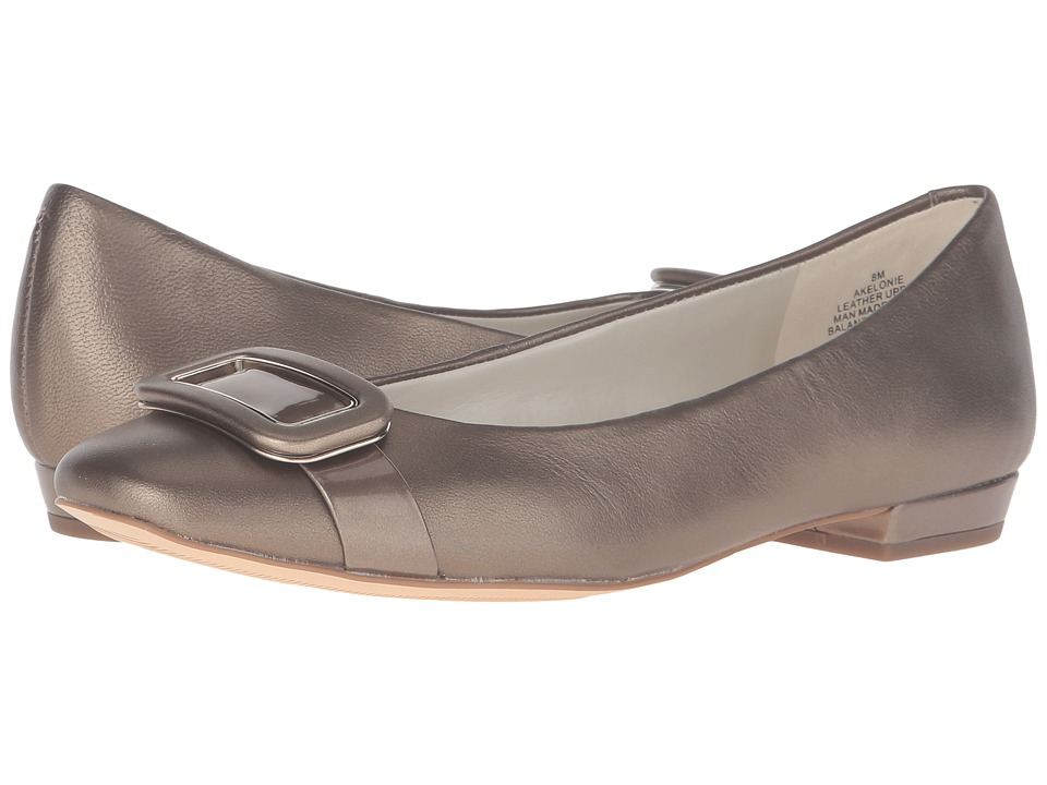 Anne Klein Elonie (Bronze/Bronze Leather) Women