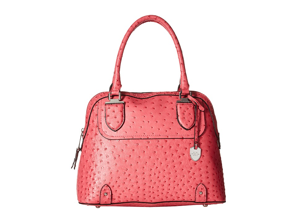 London Fog - Kensington Dome (Watermelon) Satchel Handbags