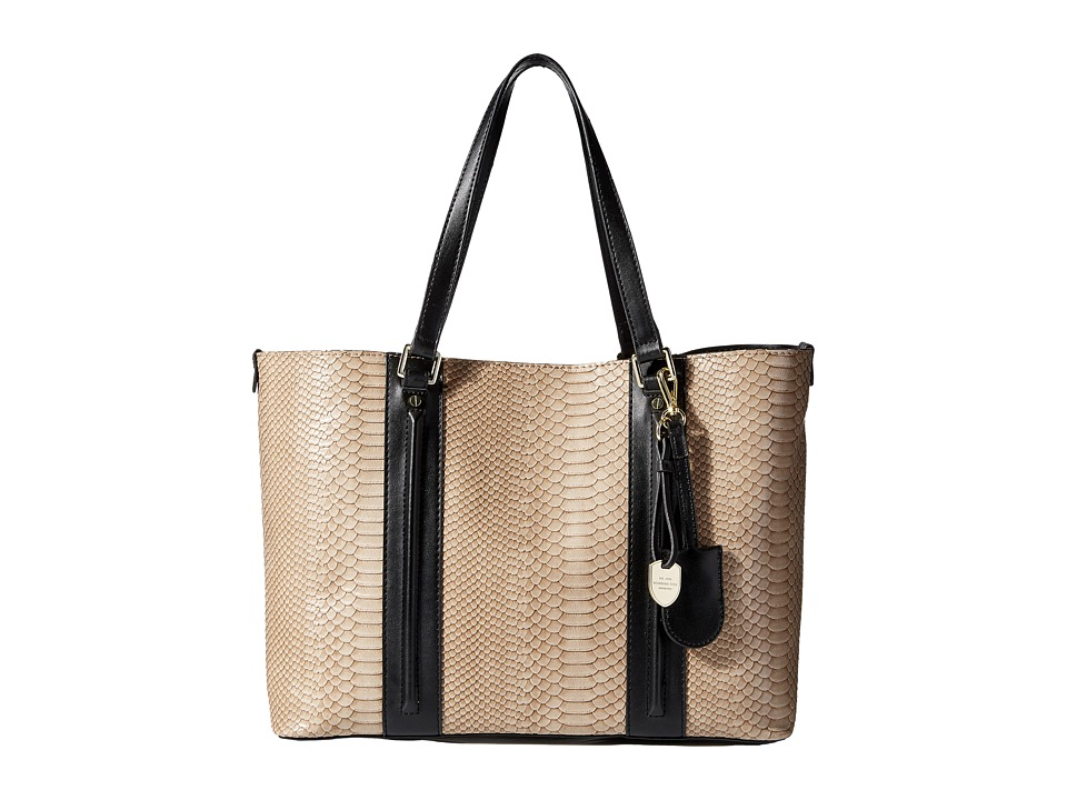 London Fog - Regent Tote (Natural Snake) Tote Handbags