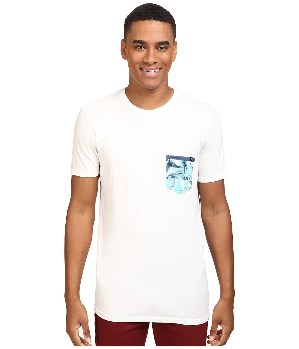 Rip Curl - Primal Custom Tee (White) Men's T Shirt