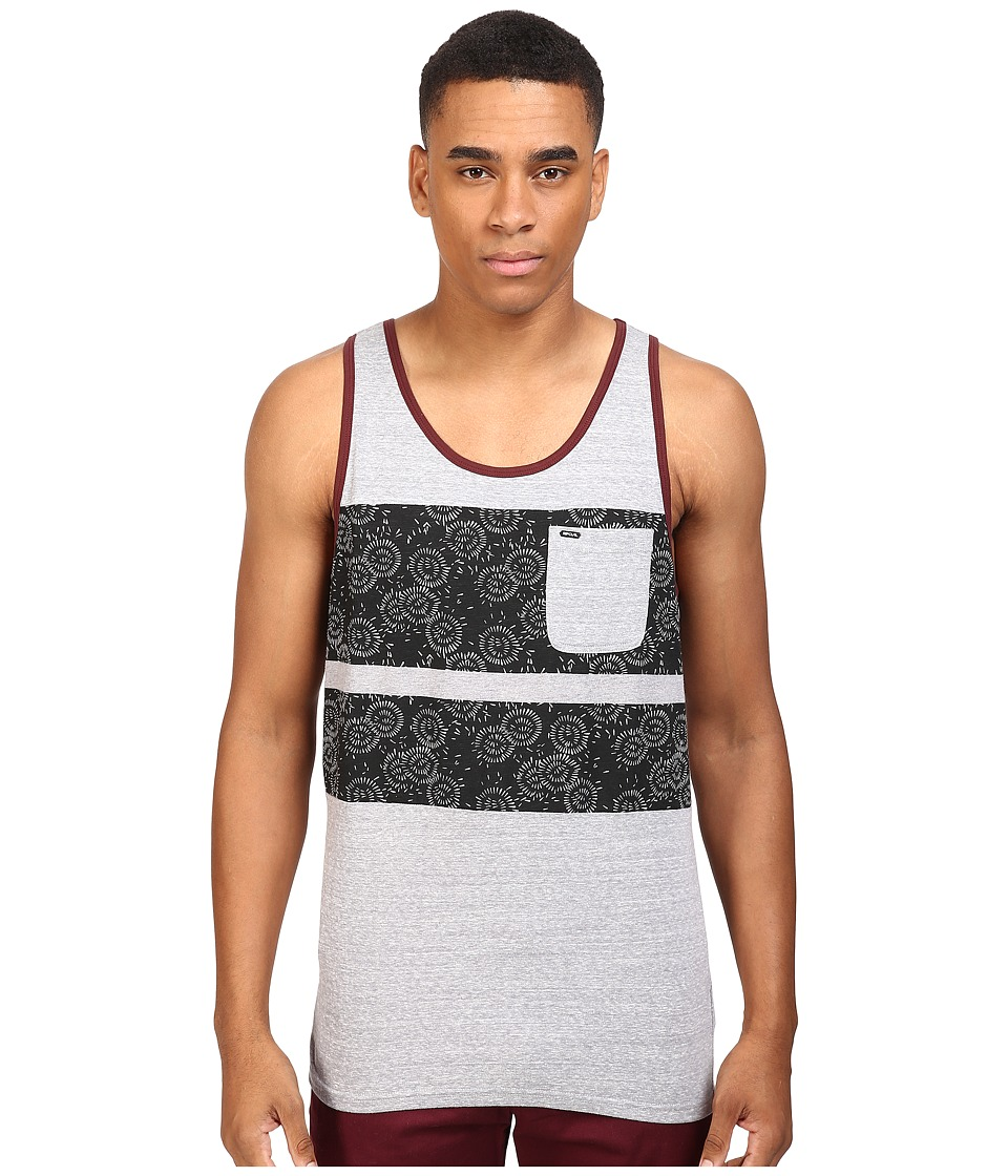 Rip Curl - Legend Tank Top (Athletic Heather) Men's Sleeveless