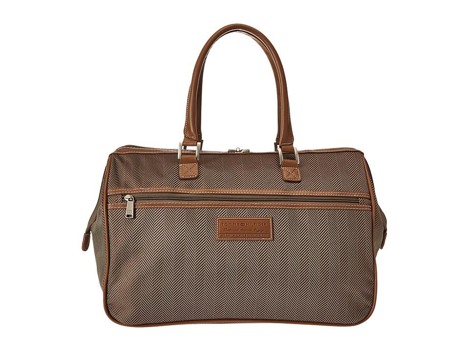 Tommy Hilfiger - Heritage 20 Duffel (Khaki) Duffel Bags