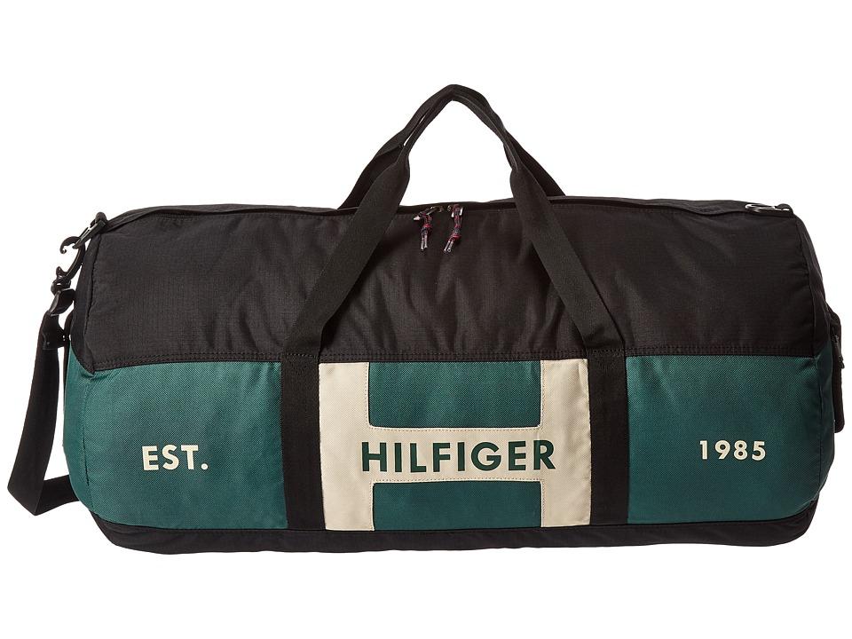 Tommy Hilfiger - Raider Duffel 30 Duffel (Green) Duffel Bags