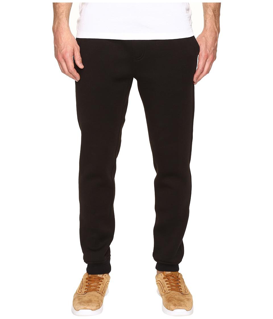 Rip Curl - Prismatic Fleece Pants (Black) Men's Casual Pants