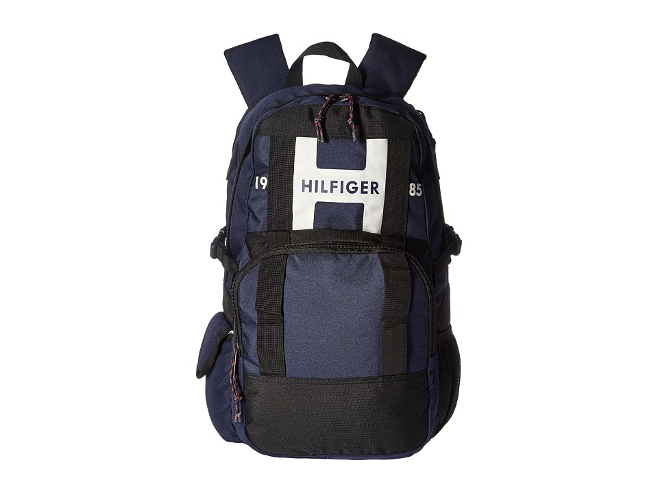Tommy Hilfiger - Raider Backpack (Navy) Backpack Bags
