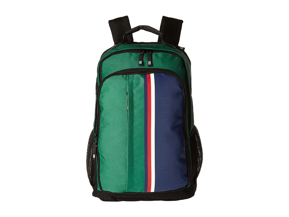 Tommy Hilfiger - TH-140 Backpack (Green) Backpack Bags