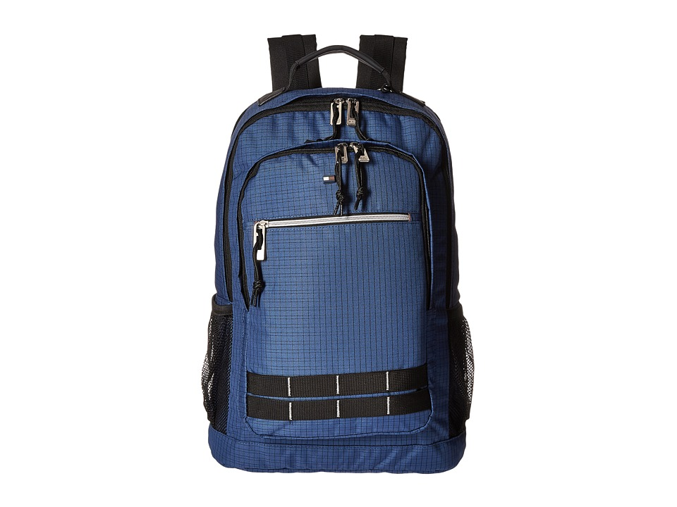 Tommy Hilfiger - Classic Backpack (Blue) Backpack Bags