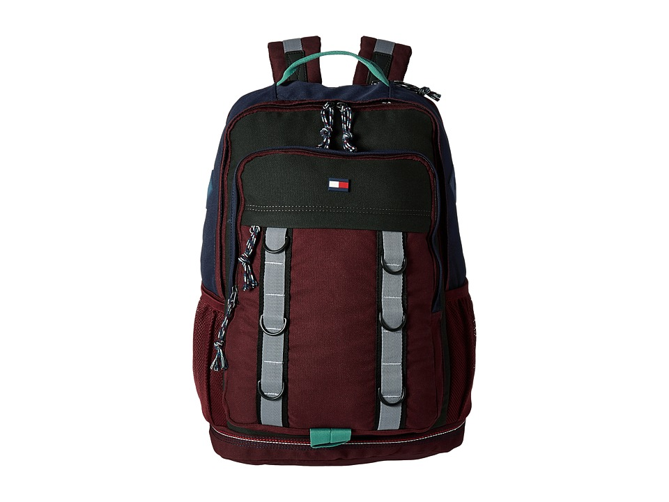 Tommy Hilfiger - TH-142 Backpack (Green) Backpack Bags