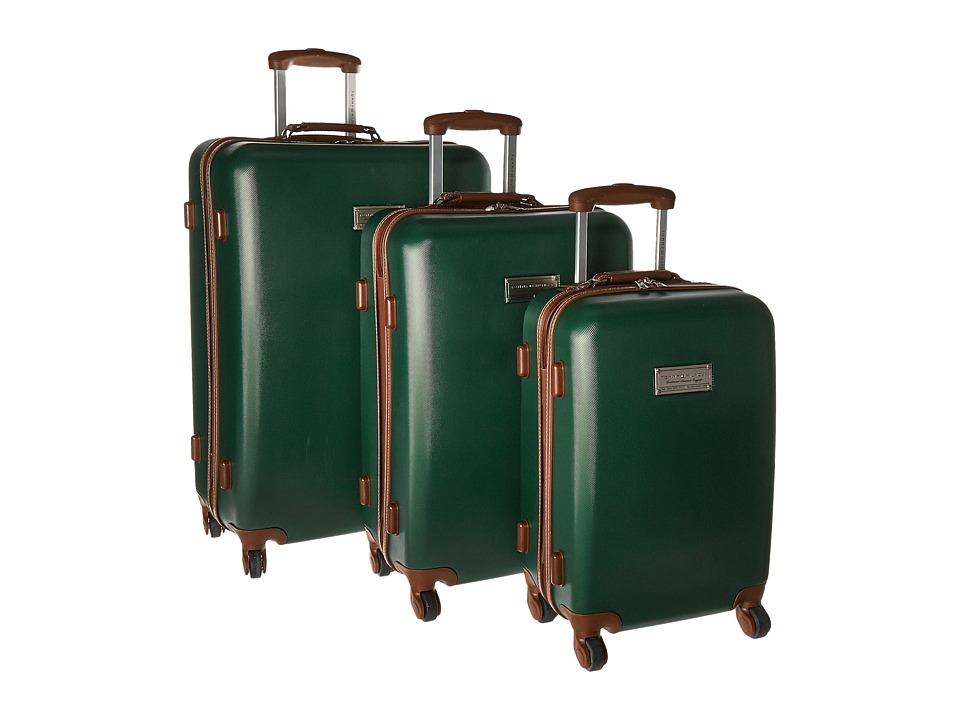 Tommy Hilfiger - Wilshire 28 Upright Suitcase (Moss) Luggage