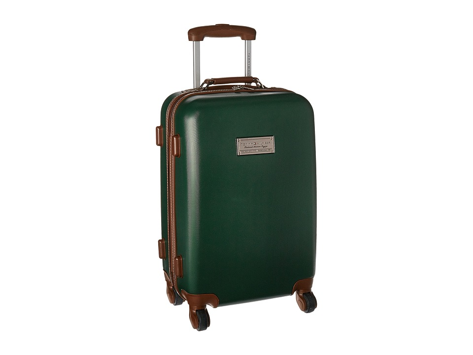 Tommy Hilfiger - Wilshire 21 Upright Suitcase (Moss) Luggage