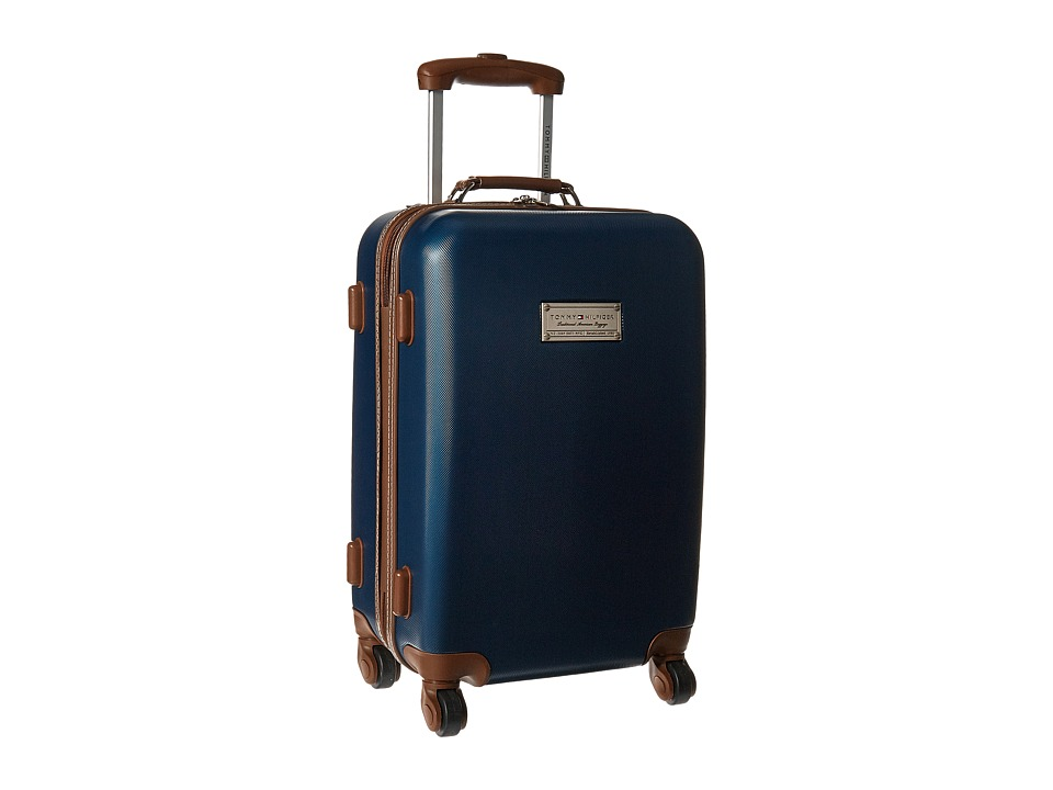 Tommy Hilfiger - Wilshire 21 Upright Suitcase (Navy) Luggage