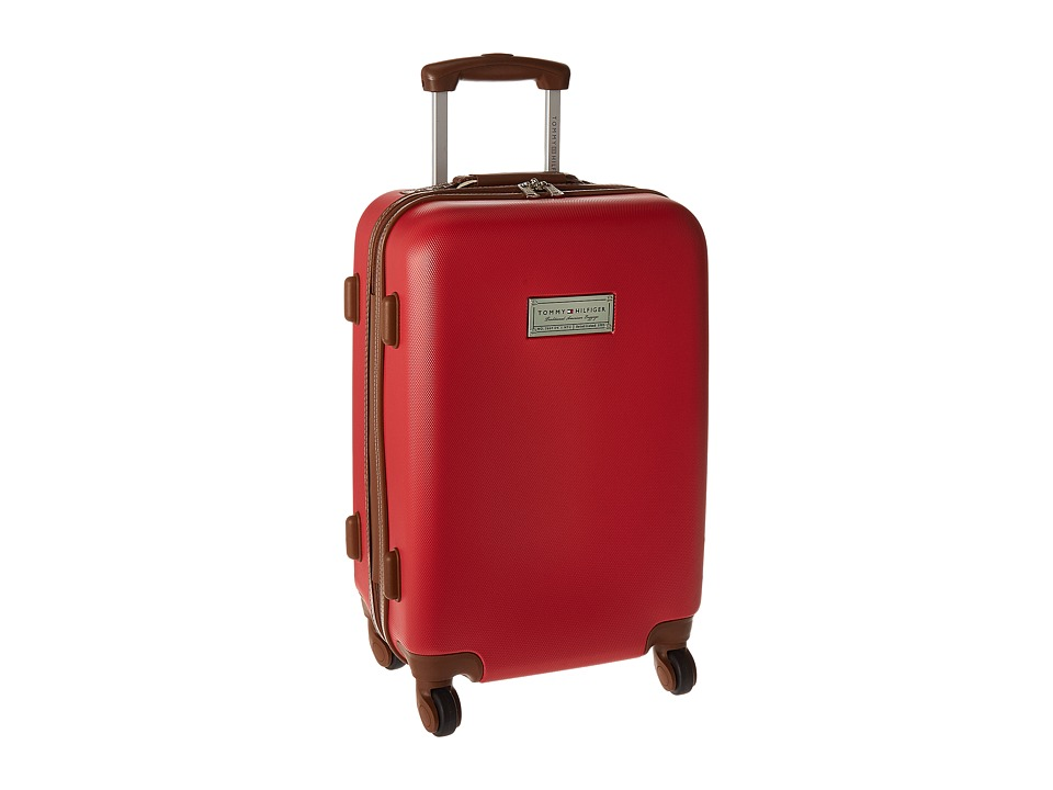 Tommy Hilfiger - Wilshire 21 Upright Suitcase (Red) Luggage