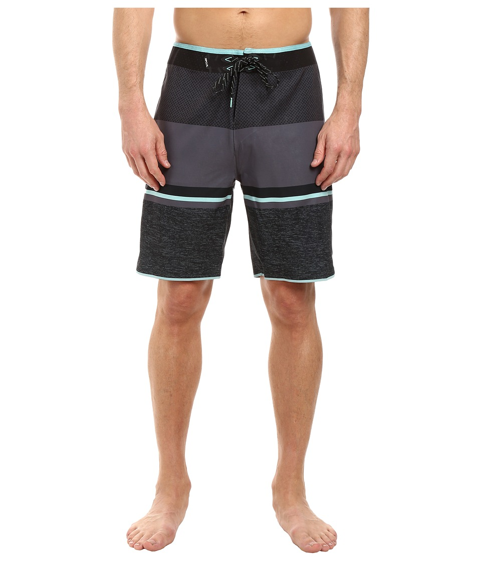 Rip Curl - Mirage Rotate Boardshorts (Black) Men's Swimwear
