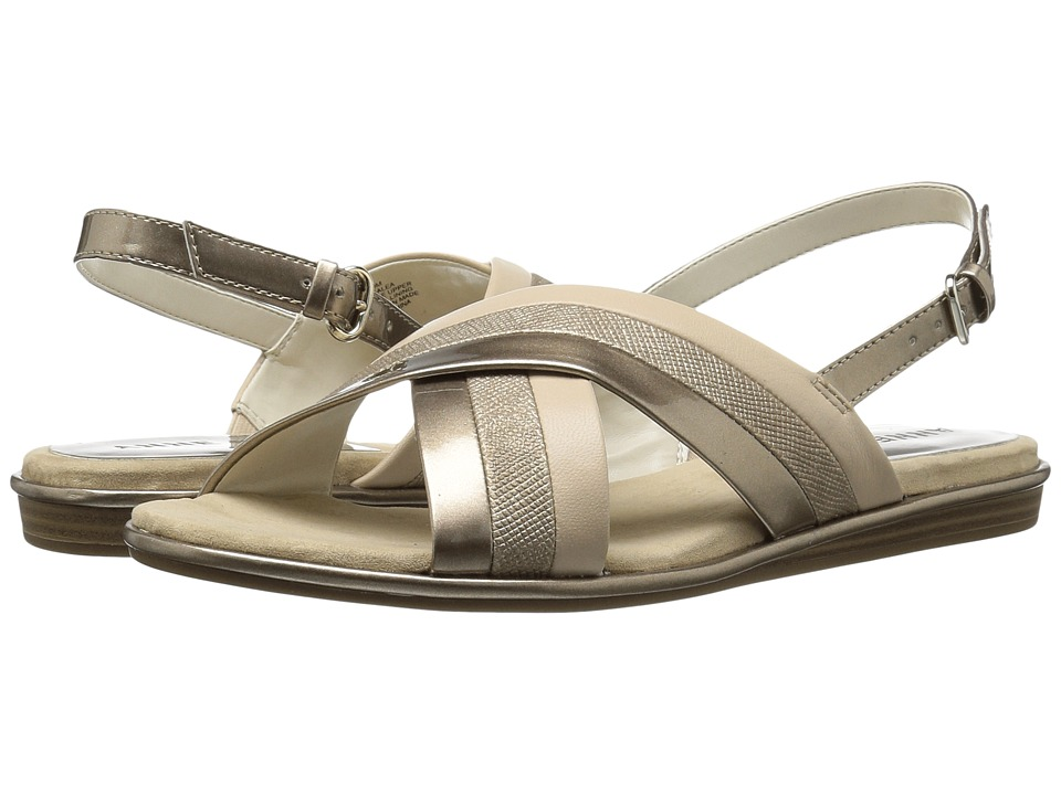 Anne Klein Galea (Light Bronze Multi Synthetic) Women