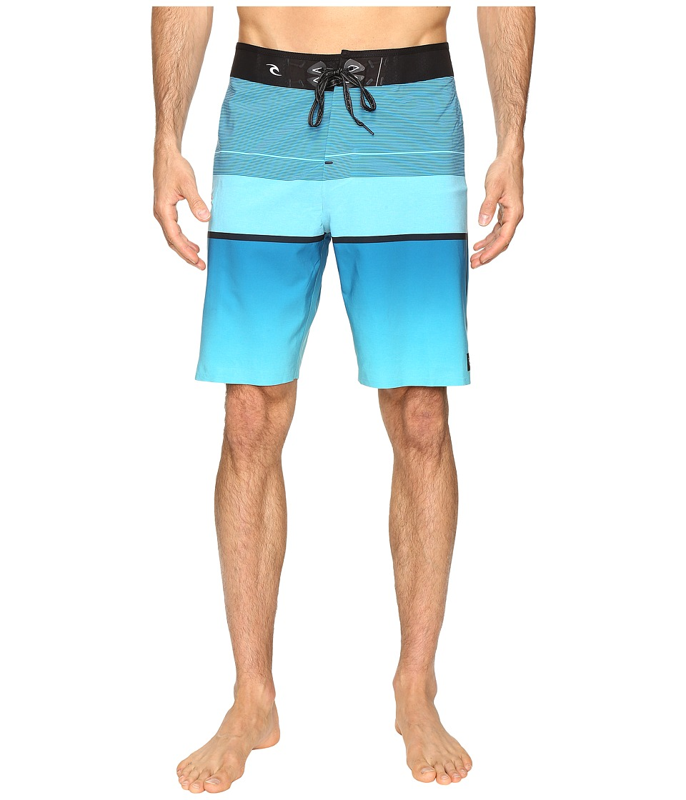 Rip Curl - Mirage MF Focus Boardshorts (Light Blue) Men's Swimwear
