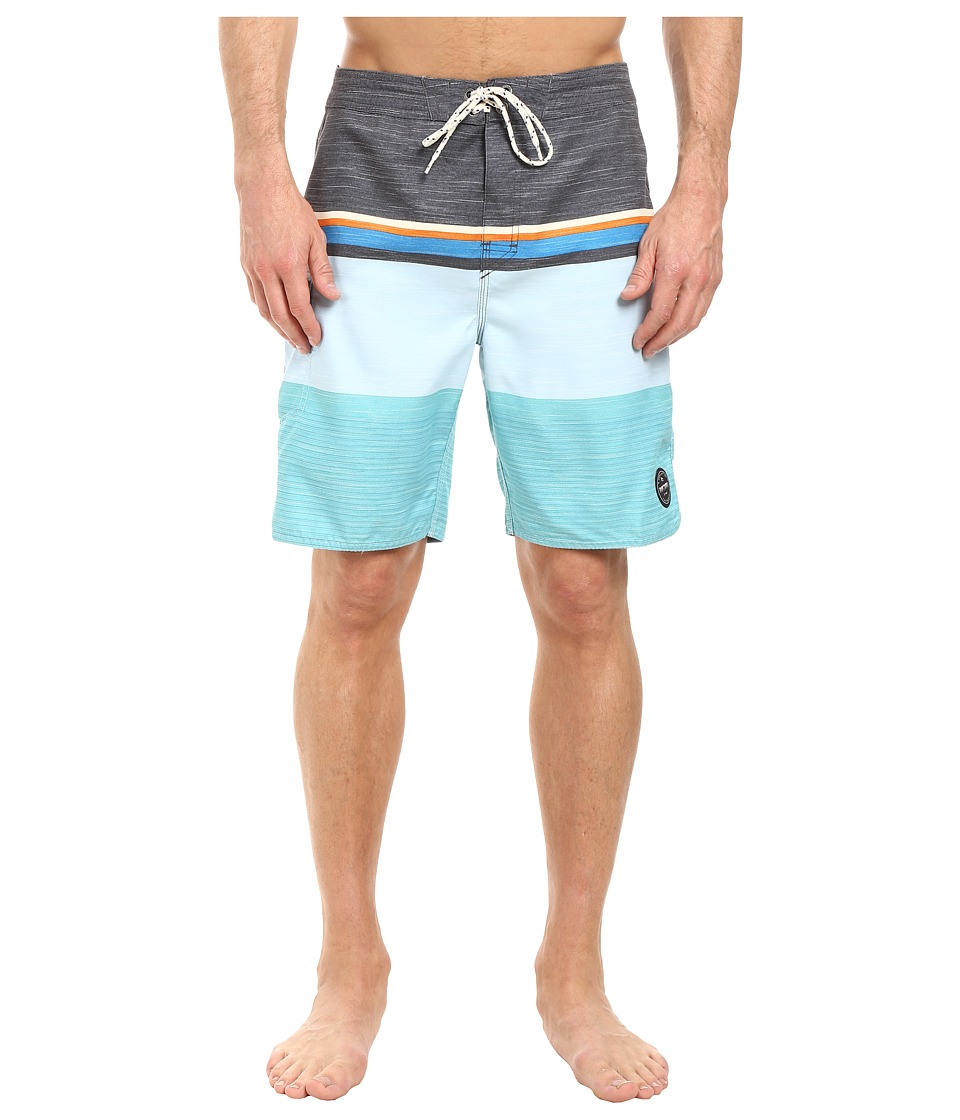 Rip Curl - Beachers Boardshorts (Aqua) Men's Swimwear