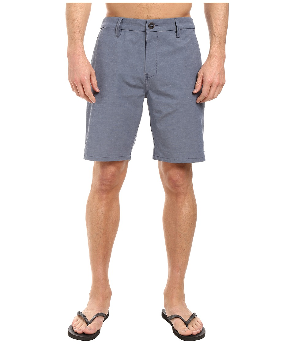 Rip Curl - Mirage Gates Boardwalk Shorts (Blue Grey) Men's Swimwear