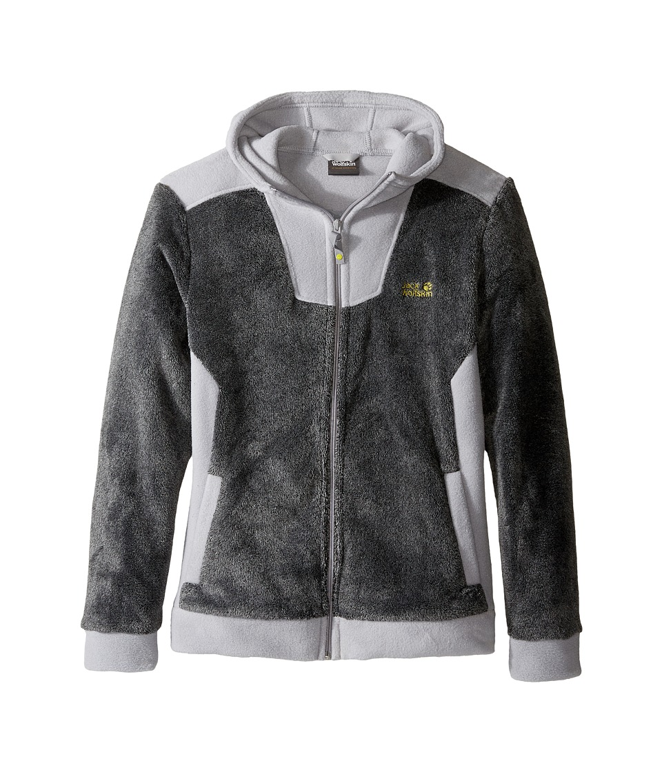 Jack Wolfskin Kids - Little Bear (Infant/Toddler/Little Kids/Big Kids) (Grey Heather) Boy's Coat