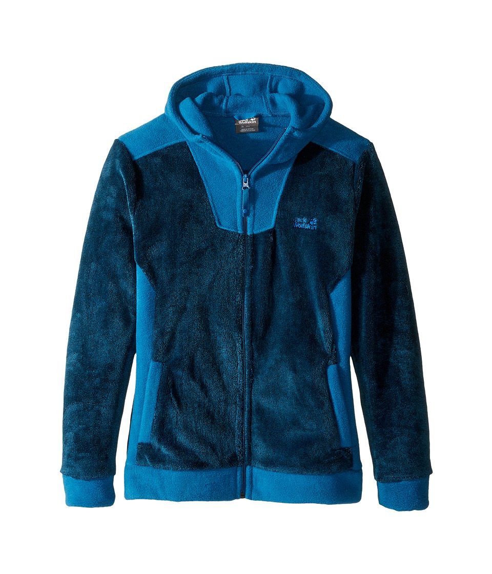 Jack Wolfskin Kids - Little Bear (Infant/Toddler/Little Kids/Big Kids) (Glacier Blue) Boy's Coat