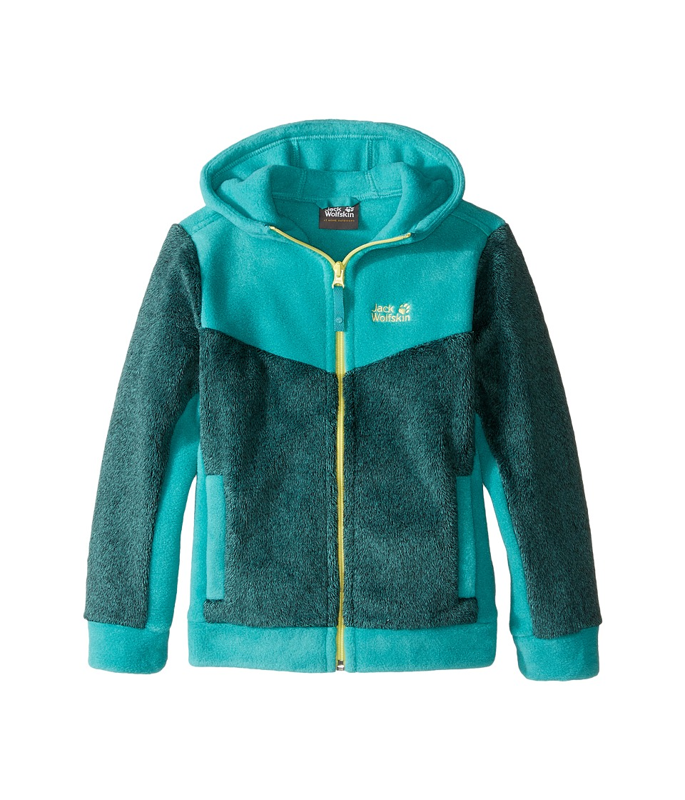 Jack Wolfskin Kids - Little Bear (Infant/Toddler/Little Kids/Big Kids) (Spearmint) Girl's Coat