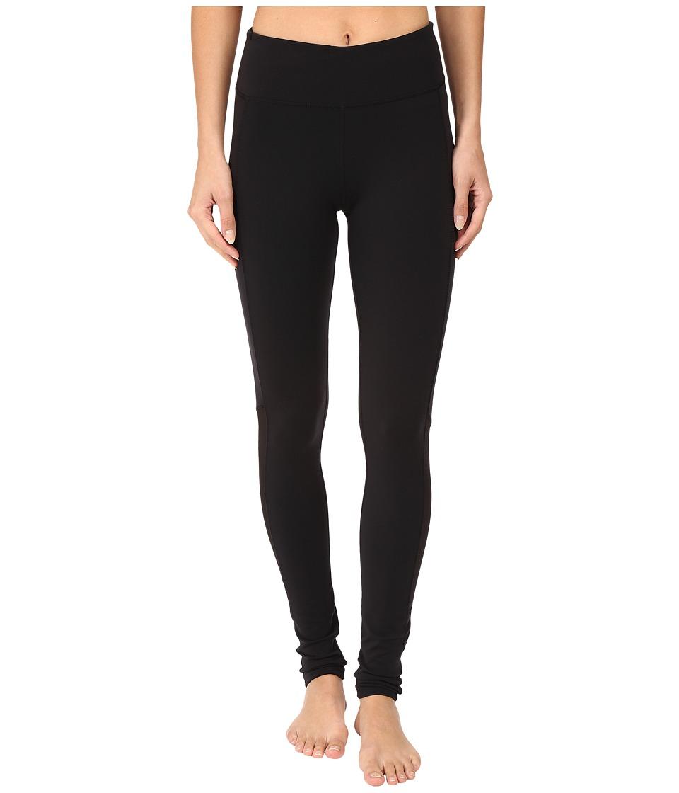 Soybu - Killer Caboose Hi-Rise Leggings (Black) Women's Casual Pants