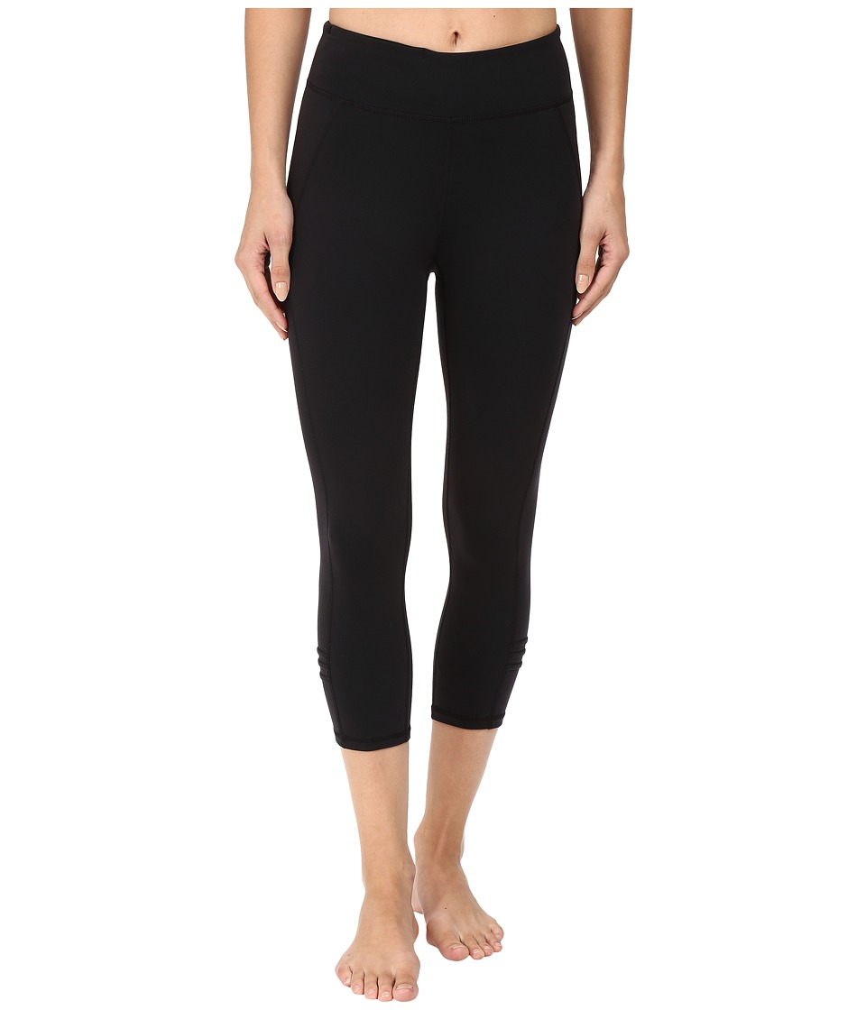 Soybu Killer Caboose Capris (Black) Women