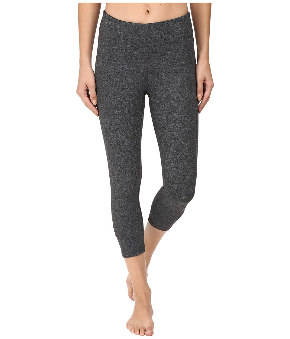 Soybu - Killer Caboose Capris (Charcoal) Women's Workout